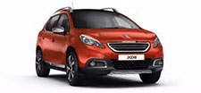 PEUGEOT 2008 LONG TERM RENTAL HIREMORECAR