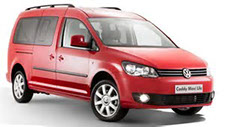 Volkswagen Caddy Maxi Life LONG TERM RENTAL HIREMORECAR